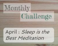 april monthly challenge