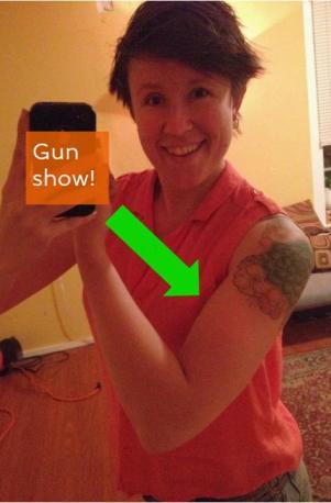 gun show!