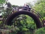 Japanese Tea Garden Moon Bridge