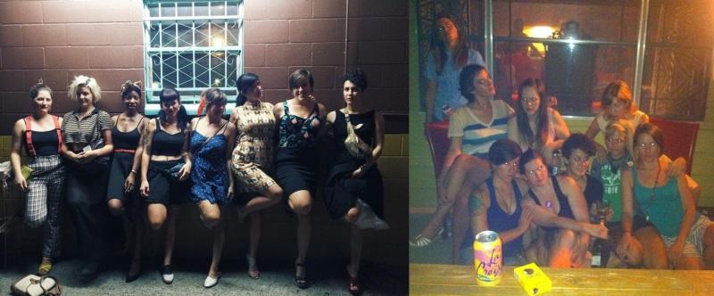 my tribe of broads