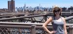 NYC from the Brooklyn Bridge
