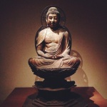 buddha at the Met