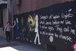 Abbey Road Science Mural