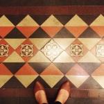 Natural History Museum floors