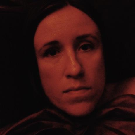My anxious face